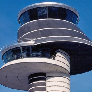 Strängbetong har levererat Arlandatornet