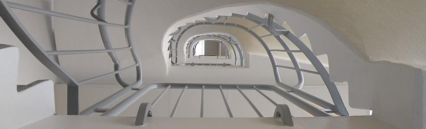 Herrljungatrappan betongtrappor byggda på tradition och ny teknik.