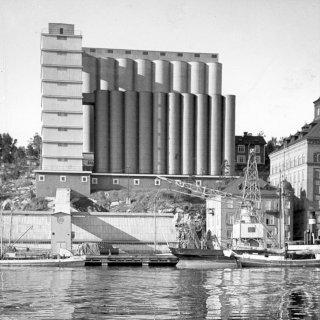 Kvarnholmen1942, vars uttryck är förlaga till StockholmLightHouse