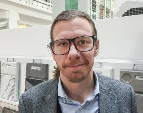 Kent Blom, ny chef för Produktion på Strängbetong