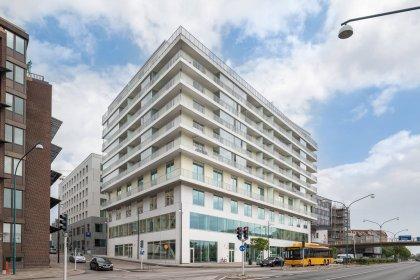 Strängbetong har levereat projektet Metropol i Helsingborg