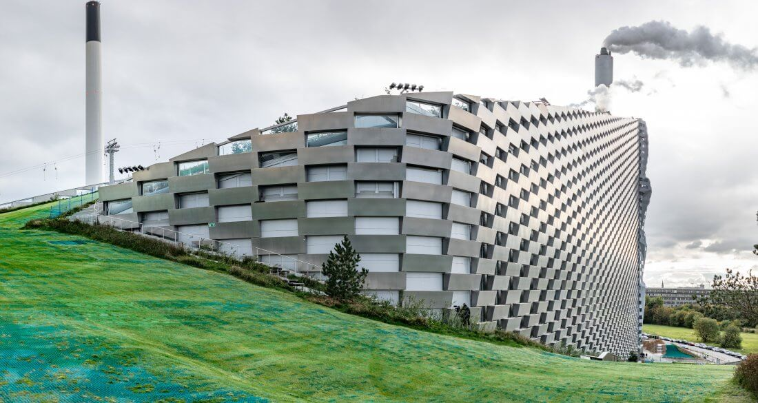 Copenhill, levererat av Consolis Spaencom