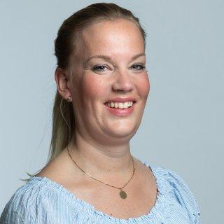 Strängbetong Hanna Nilsson, projektledare